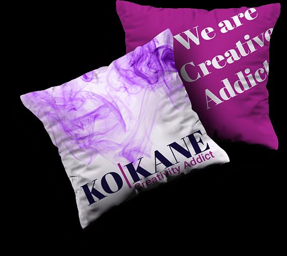 graphic design by ko-kane