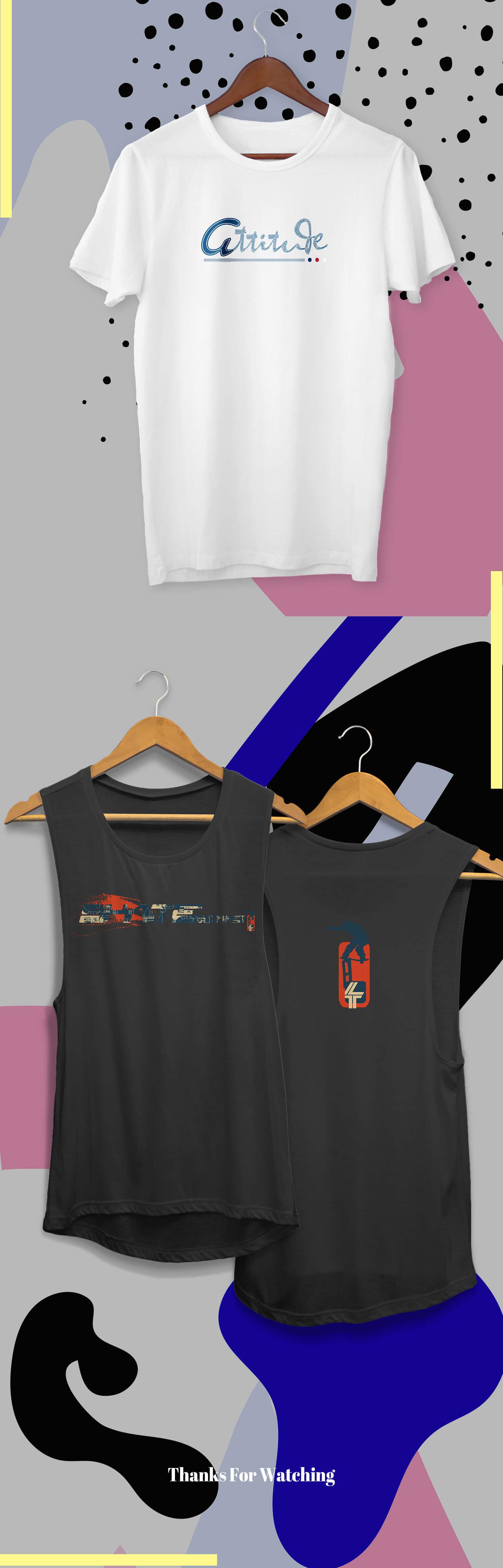T-shirt design by ko-kane